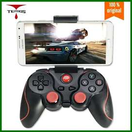 joystick Terios T3+ holder wireless bluetooth ios android gamepad X3+