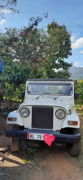 Mahindra Thar 2013 Diesel Well Maintained
