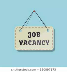 Collection staff required