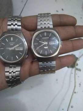 Jam tangan otomatis borong bos