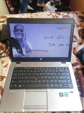 Hp Elitebook 840 laptop with fingerprint lock