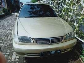Jual Corolla 2001, M/T, Purwokerto