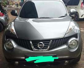 Nissan juke RX Cvt AT / 2012