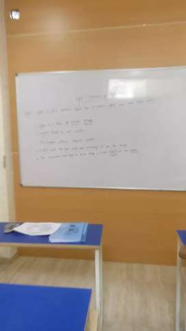 Science ,maths and Social science faculty available upto class 10 ,