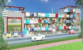 10 Marla Residential Plot on Easy Installments, New Bahadurpur Town
