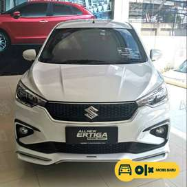 [Mobil Baru] DP 750rb! Suzuki All New Ertiga 2019 Matic Manual Ready