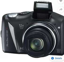 Canon Power shot SX 130 IS point and shoot camera