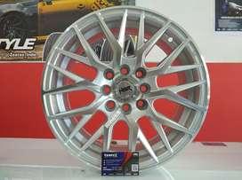 jual velg mobil original hsr wheel ring 15 untuk avanza livina mirage