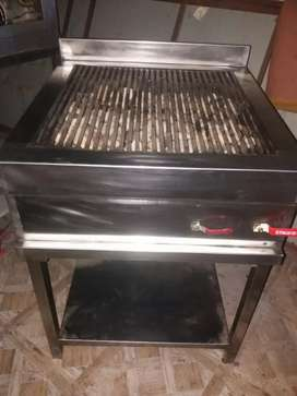 Grill, fryer, hot plate, pizzaoven