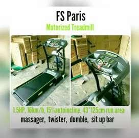 Gudang alat fitness // treadmill elektrik Paris bc dd76