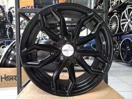 toko velg racing livina ring 16 warna black free ongkir