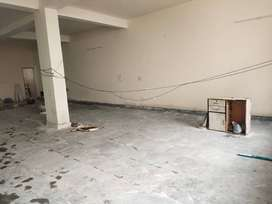 Semi Furnished Commercial space available in Sahibabad.
