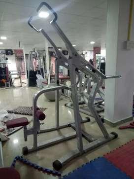 Health club equipment  manufacture