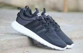 Adidas cloudfoam lite racer / black grey (Made in Indonesia) BNWB