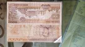 Uang Kuno Luar Negeri