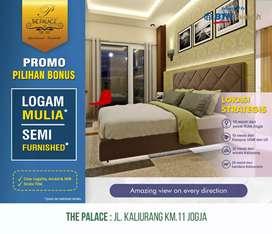 Palace Apartemen Jogja 1610 View Merapi