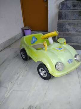 Toy car for sale 2-3 year old Rs 800 /-only