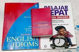 Paket Buku Bahasa Inggris