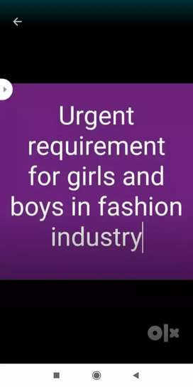 Jobs for girls and boys in katni city.