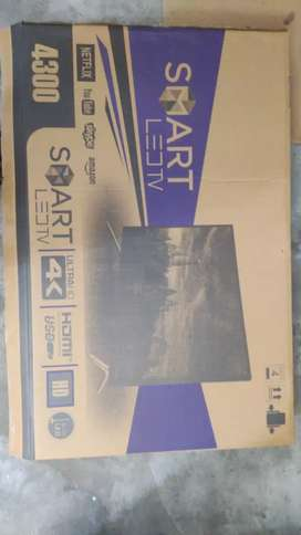 Brand new les tv uhd 4k.made in india wholesale rate