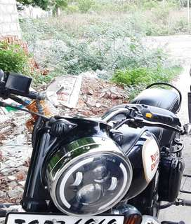 Royal enfield classic 350,2017 model,with fancy no,excellent condition