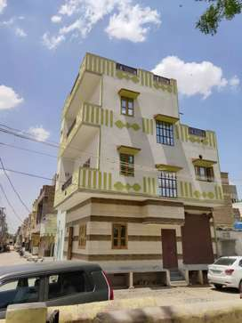 Newly built Beautiful House for sale in Mukta Prasad colony.