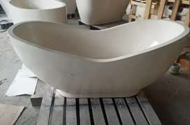 Bathtub Terrazo Winner Premium / C O D / Kemang Terrazo