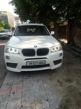 BMW X3 xDrive 20d Expedition, 2013, Diesel