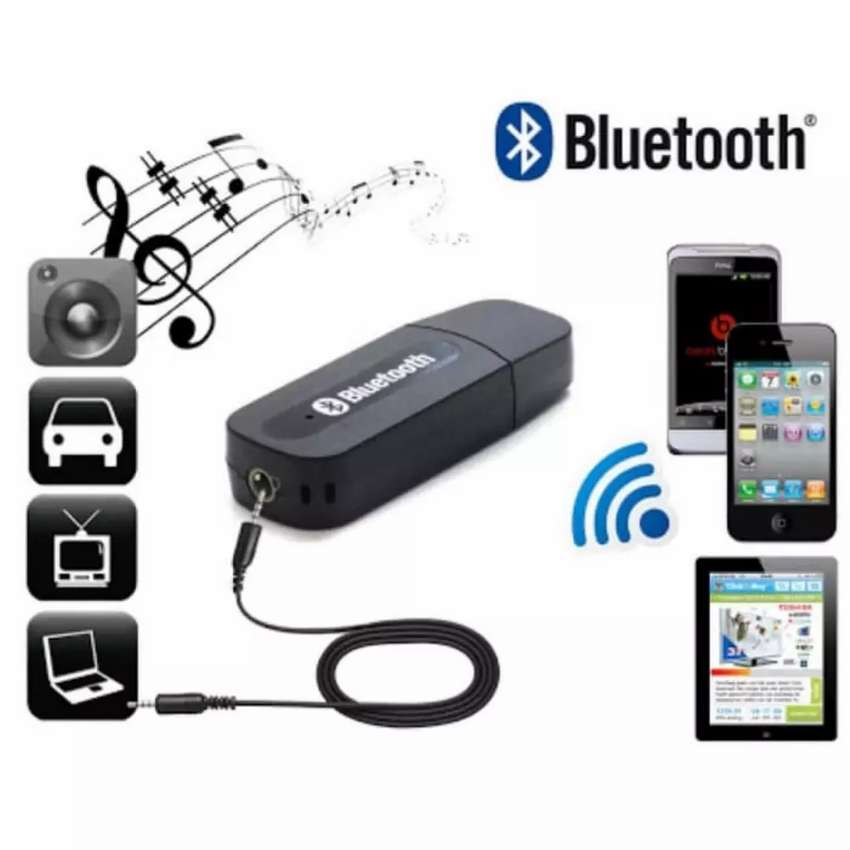 Bluetooth musik / audio receiver 0