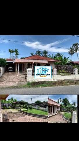 Rumah langsa Aceh Timur