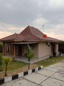 Villa di daerah Bogor