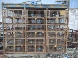 Tata ace body chicken cage