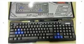 KEYBOARD USB JEDEL K21