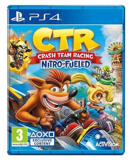 game ps 4 ctr offline murah