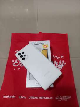 Samsung A72 WHITE ram 8/128  ex erafone