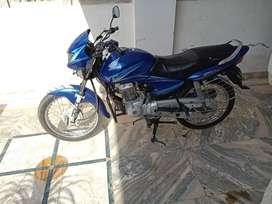 Honda Shine bike blue color perfect condition Bike