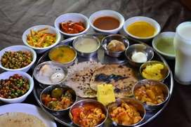Chinese fast food  aur Indian food.
