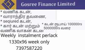 Gosrei financial services company loan process Coimbatore