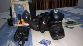 DSLR canon 1000D