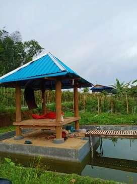 Tanah kebun 6,5 kilometer dari Jembatan Tukad Bangkung Bali