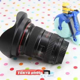 Lensa canon EF 17-40mm F4L Kode UZ (D262)