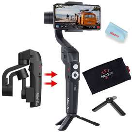 Brand New GIMBAL MOZA MINI S FOR SMARTPHONE
