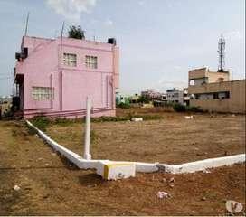 Sithalapakkam Square shape plots available