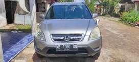 Honda CRV 2004 Manual