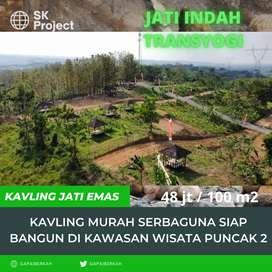480 Ribu GRATIS Tanah Murah Zona Kuning Di Kawasan Wisata Puncak 2