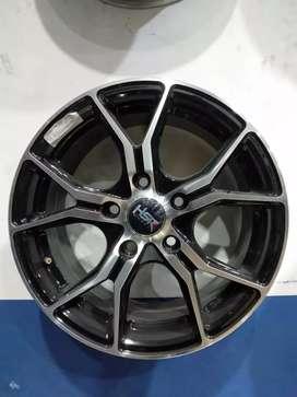 Cicilan 0% VELG mobil racing ring15 import PCD 5×114,3 DP 10%
