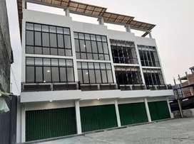 Ruko baru Jombang Raya Ciputat Tangerang Selatan 150m 3,5lantai