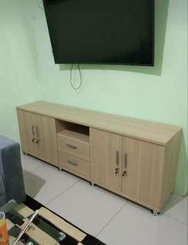 Meja tv minimalis kuat berkualitas