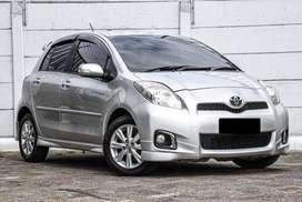 Yaris S Limited Matic 2012 Silver Metalik #balqis Mobil88 Bekasi