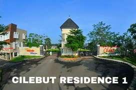 Cilebut residence perumahan dekat stasiun